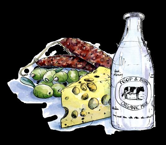 Dairy & Deli