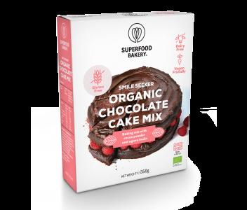 Smile Seeker Organic Chocolate Cake Mix 350g