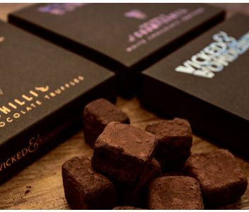 4 Truffle Luxury Gift Box