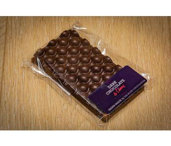 Dark chocolate and cherry bar 80g