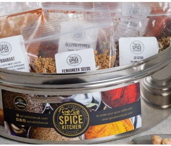 AFRICAN & MIDDLE EASTERN SPICE TIN | 9 SPICES |