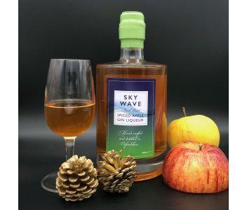 Sky Wave Spiced Apple Gin Liqueur (20% ABV) [200ml]