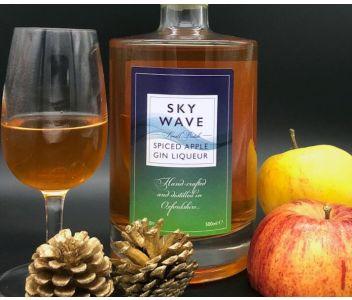 Sky Wave Spiced Apple Gin Liqueur (20% ABV) [500ml]