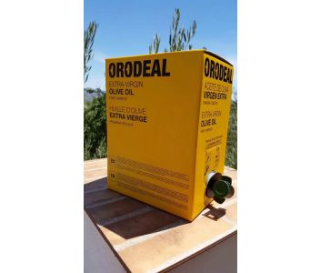 Orodeal - Early Harvest Extra Virgin Olive Oil