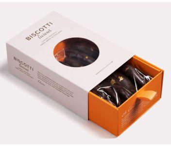 '24 Carat Gold' Biscotti, 150g Gift Box