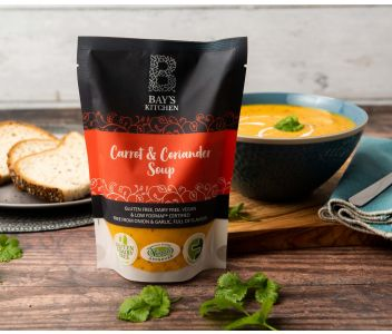 Bay's Kitchen Carrot & Coriander Soup