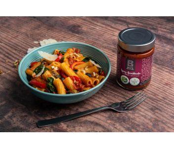 Bay's Kitchen Spicy Arrabbiata Stir-in Sauce