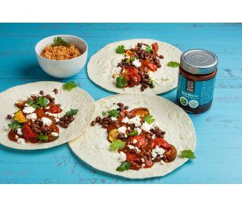 Bay's Kitchen Spicy Mexican Stir-in Sauce
