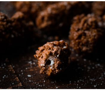 'Salted Caramel Crunch' Biscotti, 150g Gift Box
