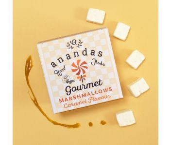 Ananda's Caramel Marshmallows 80g
