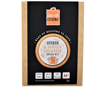 Chicken and Apricot Casserole Spice Kit 10 servings