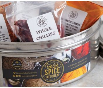 INTERNATIONAL CHILLI COLLECTION   7 CHILLIES