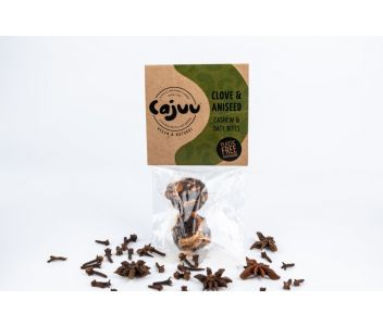 Clove and Aniseed Cashew and Date Bites