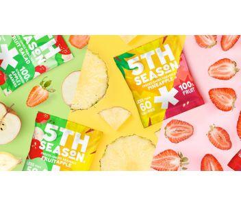 5th Season Freeze-Dried Fruit 18 x Packs