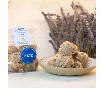 Raw Keto Chocolate Chip Morsels