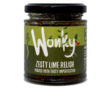 Zesty Lime Relish