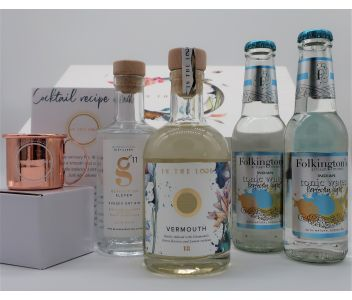 Gin, Vermouth and Tonic Cocktail Box