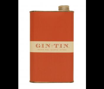 ORANGE PEEL, NUTMEG & ALLSPICE, GIN NO.1 – 50CL TIN