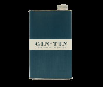 GINGER, ANGELICA ROOT & LEMON PEEL, GIN NO.13 – 50CL TIN