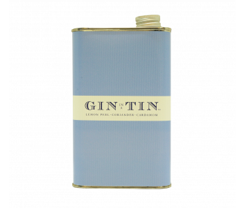 LEMON PEEL, CORIANDER & CARDAMOM, GIN NO.2 – 50CL TIN