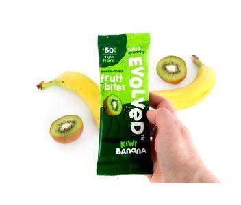 Evolved Fruit Bites   Kiwi Banana