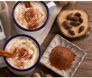 SPICE KITCHEN HOT CHOCOLATE
