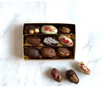 Chocolate Dates The love Gift Box