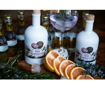 The Pink Marmalade Gin and Tonic set