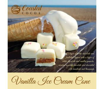 Coastal Cocoa Seaside Selection - 6 pc Box