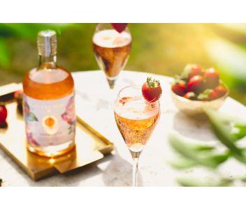 No. 3 Dry English Pinot Noir Rosé Vermouth