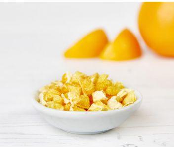 LioBites Freeze-Dried Orange Crispy Bits - 1 box 15 packs-FREE DELIVERY