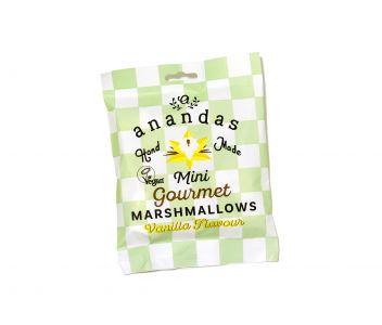 NEW Ananda's Mini Vanilla Marshmallow Bag 80g