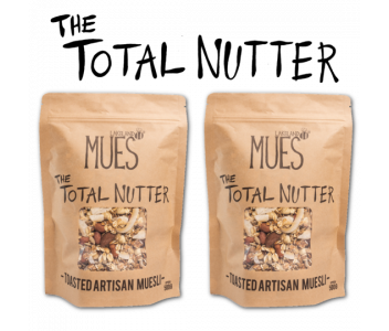 The Total Nutter - Pack of 2 x 500g