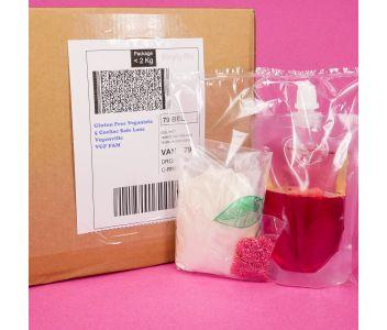 Pink Velvet Cake in a Mug (2 Pack)