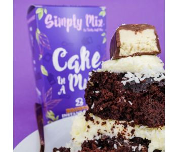 Brownie Cake in a Mug (2 Pack)