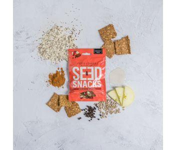 Pep & Lekker seed snacks (mixed box of 5)