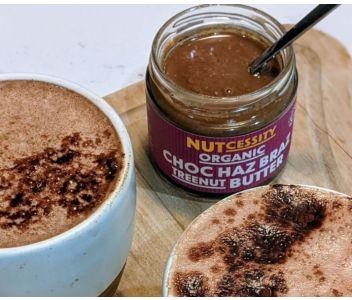 Organic Chocolate Haz Braz Nut Butter - 2 Pack