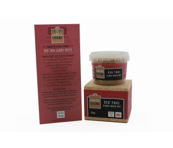 Red Thai Curry Spice Pot 10 servings