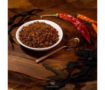 SeaGrown Smokey Piri-Piri Seaweed Seasoning