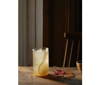 Ginger Switchel non-alcoholic aperitif, 120ml charity bottle, contains 5 serves