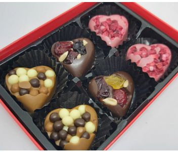 Valentines Solid Chocolate Small Gallery
