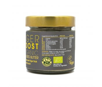 Tiger Boost Organic Nut & Seed Butter
