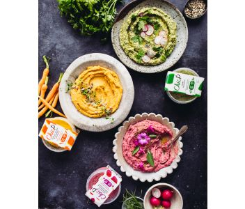 ChicP Chilli Pumpkin Hummus