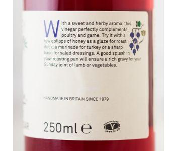 Womersley Blackcurrant & Rosemary Vinegar