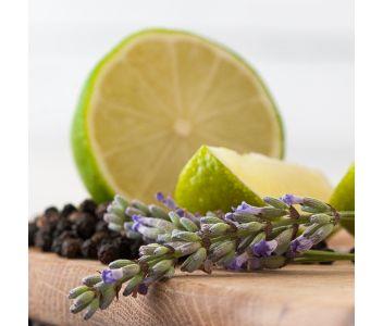 Womersley Lime, Black Pepper & Lavender Vinegar
