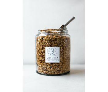 Quinoa & Buckwheat Granola
