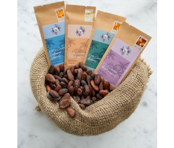 Award-Winning Single Origin Dark Chocolate Bars Handcrafted & Vegan