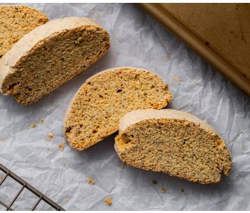 Gluten Free - A Duo of Biscotti - 2 packs - 200 g