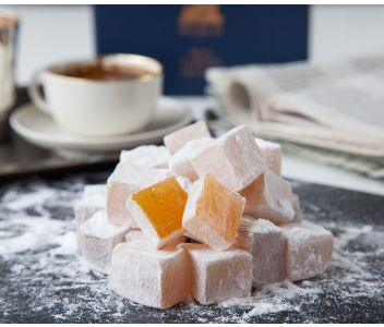 Cinnamon Turkish Delight