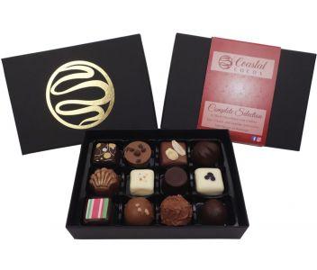 Coastal Cocoa Complete Selection - 12 pc Box